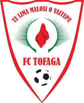 Escudo de F.C. TOFAGA (TUVALU)