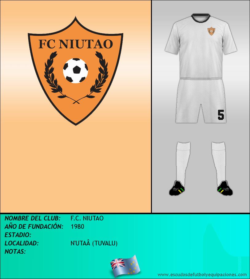 Escudo de F.C. NIUTAO