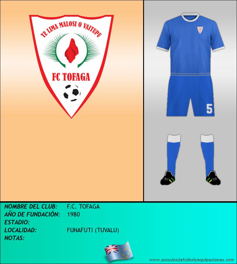 Escudo de F.C. TOFAGA