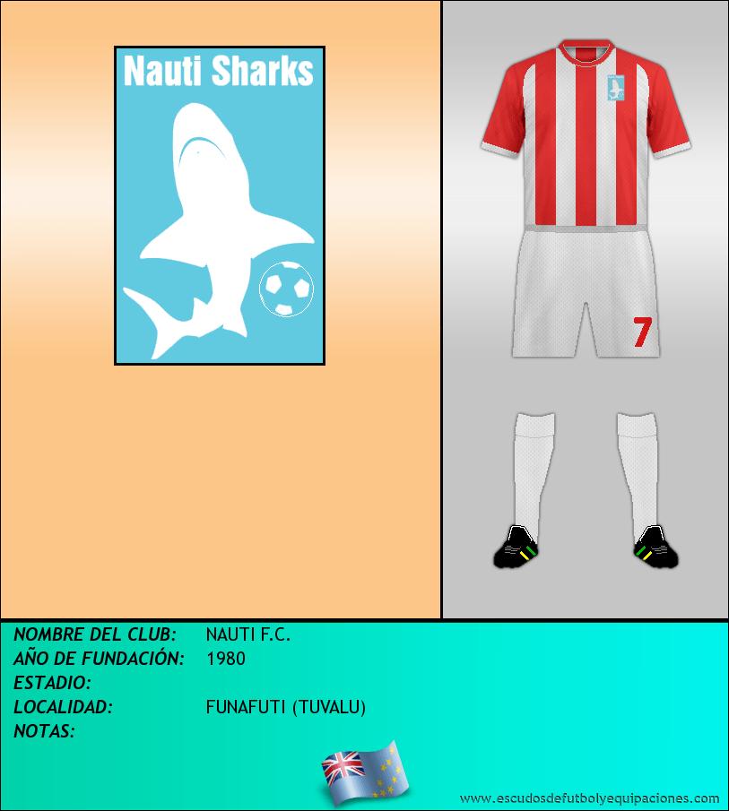 Escudo de NAUTI F.C.
