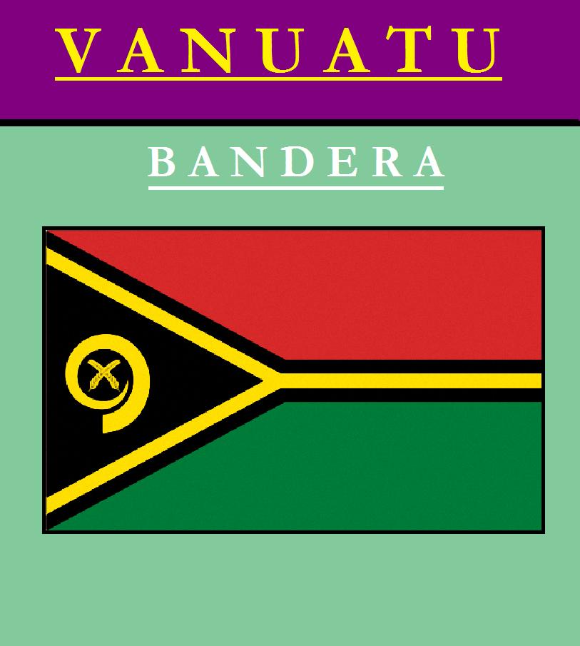 Escudo de BANDERA DE VANUATU