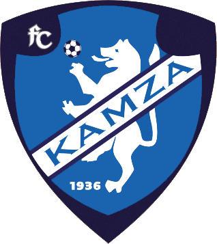 Escudo de F.C. KAMZA (ALBANIA)