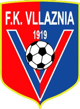 Escudo de F.K. VLLAZNIA (ALBANIA)