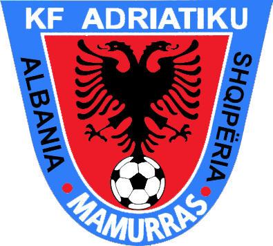 Escudo de K.F. ADRIATIKU MAMURRASI (ALBANIA)