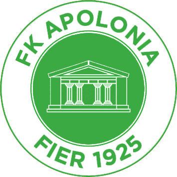 Escudo de K.F. APOLONIA FIER (ALBANIA)