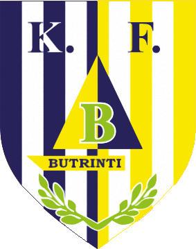 Escudo de K.F. BUTRINTI (ALBANIA)
