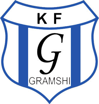 Escudo de K.F. GRAMSHI (ALBANIA)