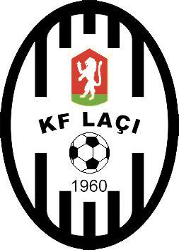 Escudo de K.F. LAÇI (ALBANIA)