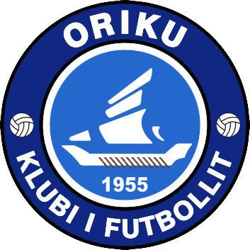 Escudo de K.F. ORIKU (ALBANIA)