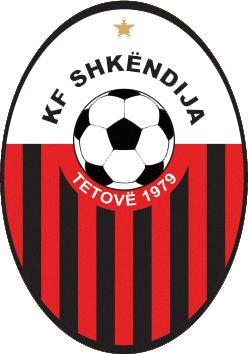 Escudo de K.F. SHKËNDIJA (ALBANIA)