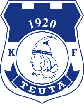 Escudo de K.F. TEUTA (ALBANIA)