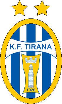 Escudo de K.F. TIRANA (ALBANIA)