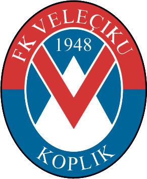 Escudo de K.F. VELEÇIKU (ALBANIA)