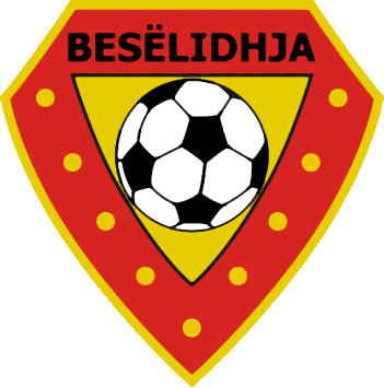 Escudo de K.S. BESËLIDHJA (ALBANIA)