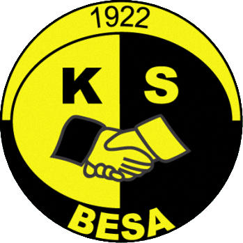 Escudo de K.S. BESA KAVAJE (ALBANIA)