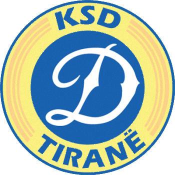 Escudo de K.S. DINAMO TIRANA (ALBANIA)