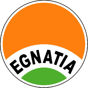 Escudo de K.S. EGNATIA (ALBANIA)