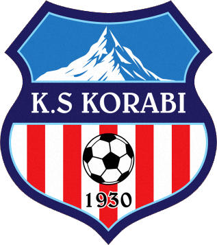 Escudo de K.S. KORABI (ALBANIA)