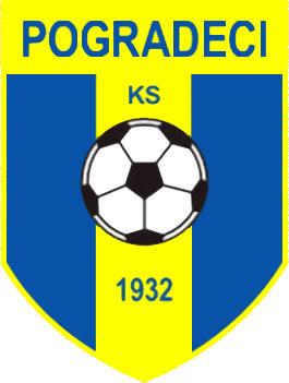 Escudo de K.S. POGRADECI (ALBANIA)