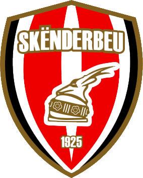 Escudo de K.S. SKENDERBEU (ALBANIA)