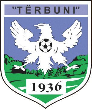 Escudo de K.S. TËRBUNI (ALBANIA)