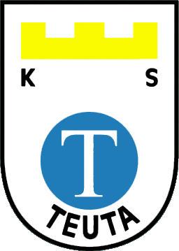 Escudo de K.S. TEUTA (ALBANIA)