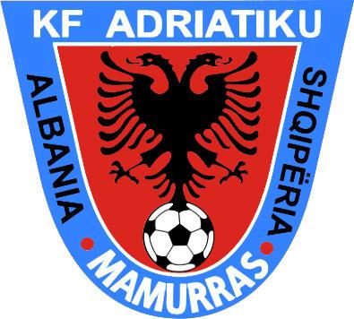 Escudo de KF ADRIATIKU (ALBANIA)