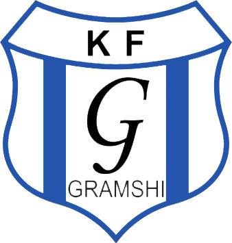 Escudo de KF GRAMSHI (ALBANIA)