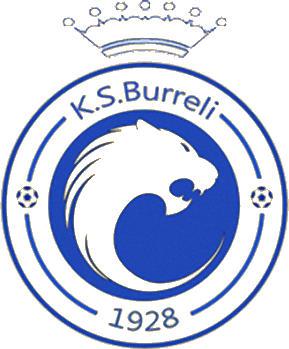 Escudo de KS BURRELI (ALBANIA)