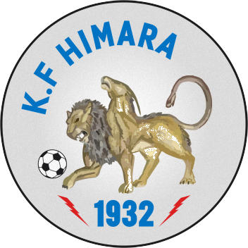 Escudo de S.K. HIMARÉ (ALBANIA)