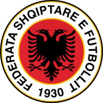Escudo de SELECCIÓN DE ALBANIA HASTA 2015 (ALBANIA)
