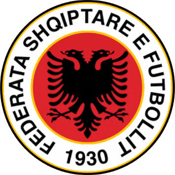 Escudo de SELECCIÓN DE ALBANIA (ALBANIA)
