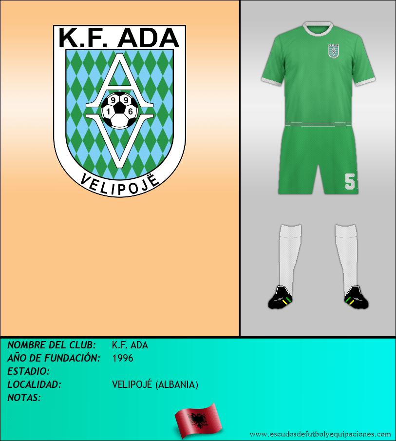 Escudo de K.F. ADA