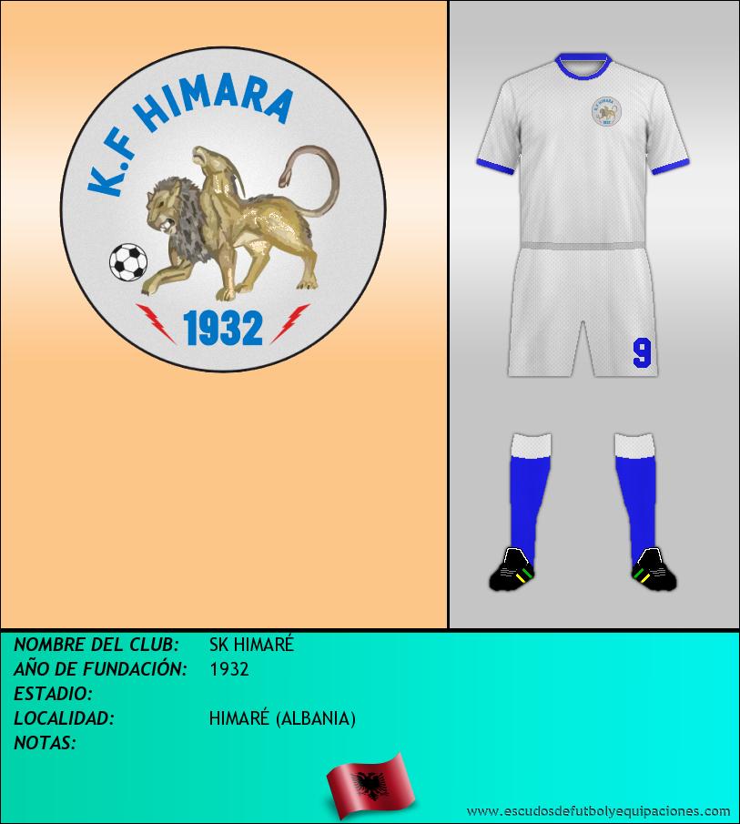 Escudo de SK HIMARÉ