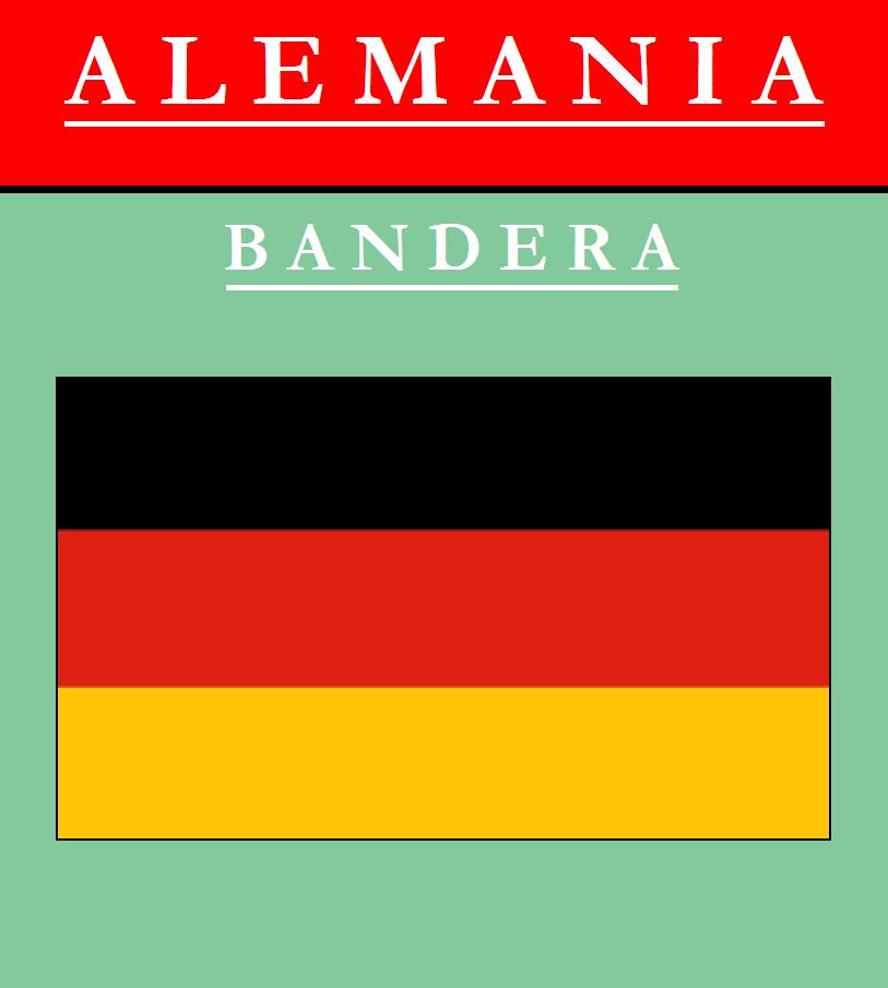 Escudo de BANDERA DE ALEMANIA
