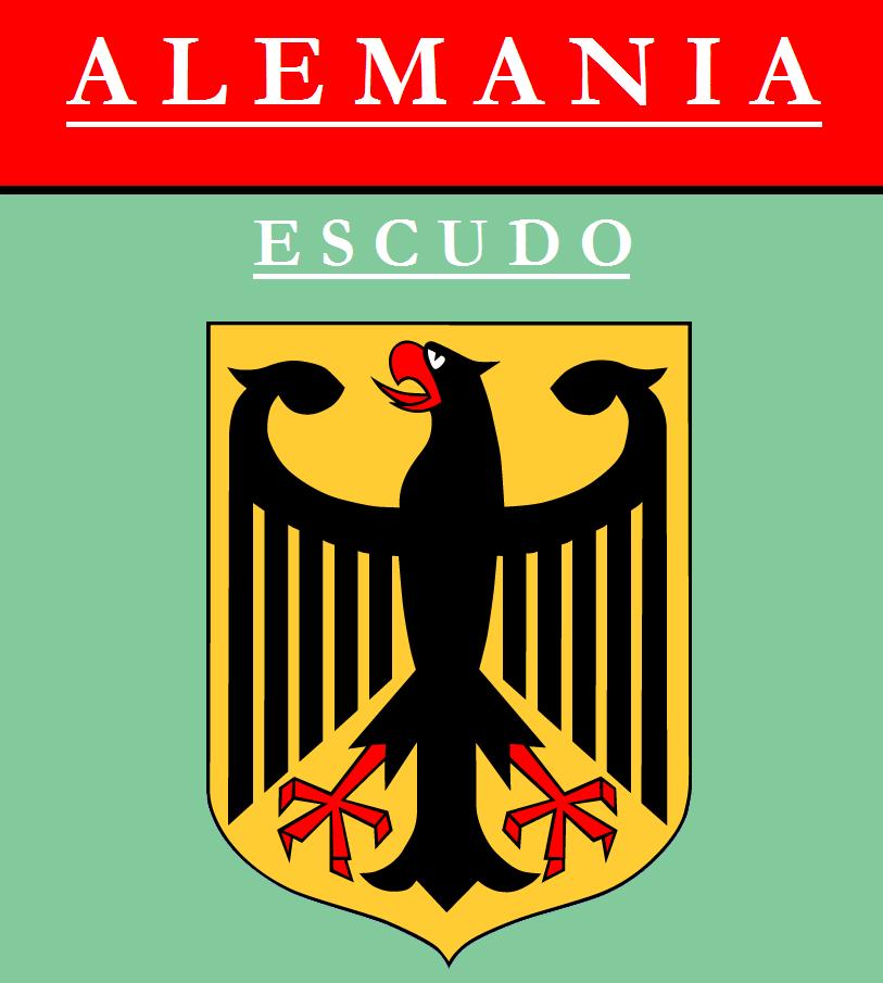 Escudo de ESCUDO DE ALEMANIA
