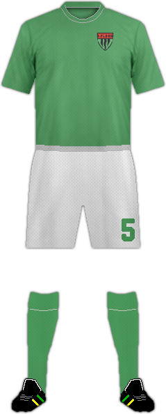 Equipación 1 FC SHWEINFURT 05