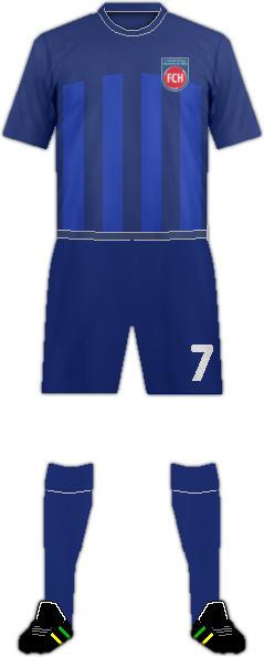 Equipación 1. FC HEIDENHEIM 1846