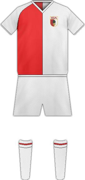 Equipación F.C. AUGSBURG 1907