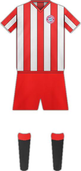 Equipación F.C. BAYERN MUNICH