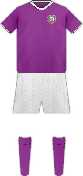 Equipación FC ERZGEBIRGE