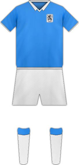 Equipación TSV 1860 MUNICH