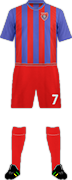 Camiseta KFC UERDINGEN 05