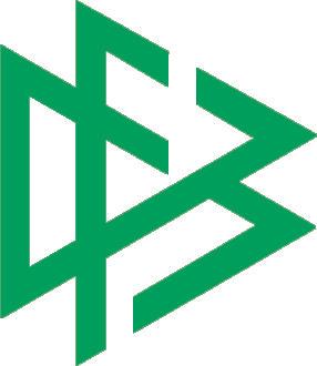 Escudo de 01.3 SELECCION DE ALEMANIA (ALEMANIA)