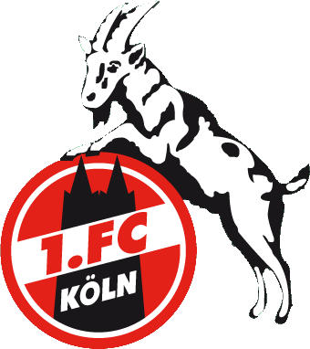 Escudo de 1 FC COLONIA (ALEMANIA)