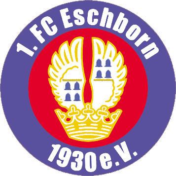 Escudo de 1 FC ESCHBORN (ALEMANIA)