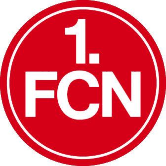 Escudo de 1 FC NUREMBERG (ALEMANIA)