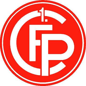 Escudo de 1 FC PASSAU (ALEMANIA)