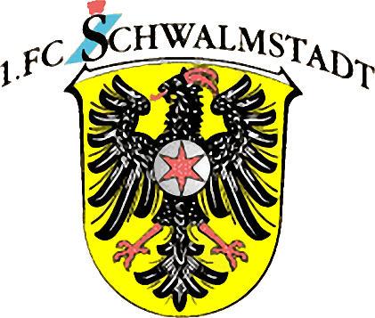 Escudo de 1 FC SCHWALMSTADT (ALEMANIA)
