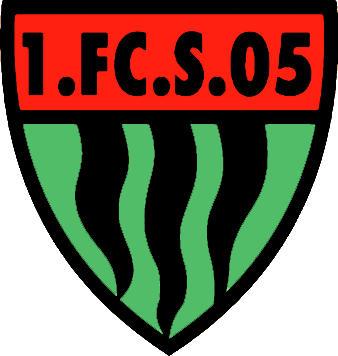 Escudo de 1 FC SHWEINFURT 05 (ALEMANIA)